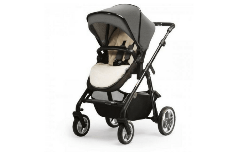 Silver Cross WayFarer Bebek Arabası Çaprazdan Görünüm 2