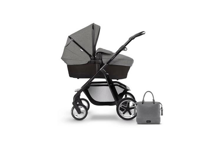 Silver Cross WayFarer Bebek Arabası Yandan Görünüm