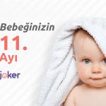 11 Aylık Bebek Gelişimi, Beslenmesi, Boy ve Kilo Tablosu
