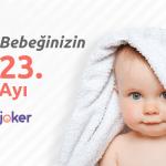 23 Aylık Bebek Gelişimi, Beslenmesi, Boy ve Kilo Tablosu