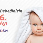6 Aylık Bebek Gelişimi, Beslenmesi, Boy ve Kilo Tablosu
